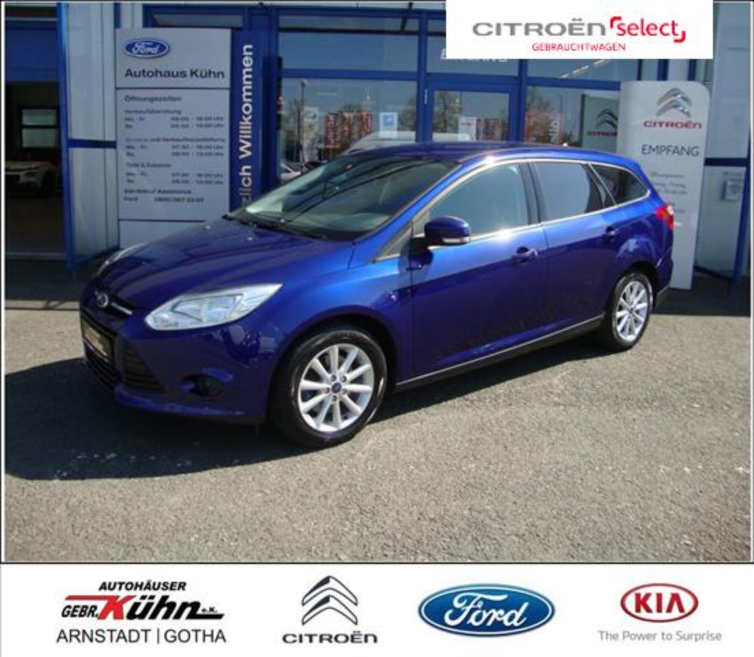 Ford Focus Turnier 1.6 EcoBoost SYNC Edition