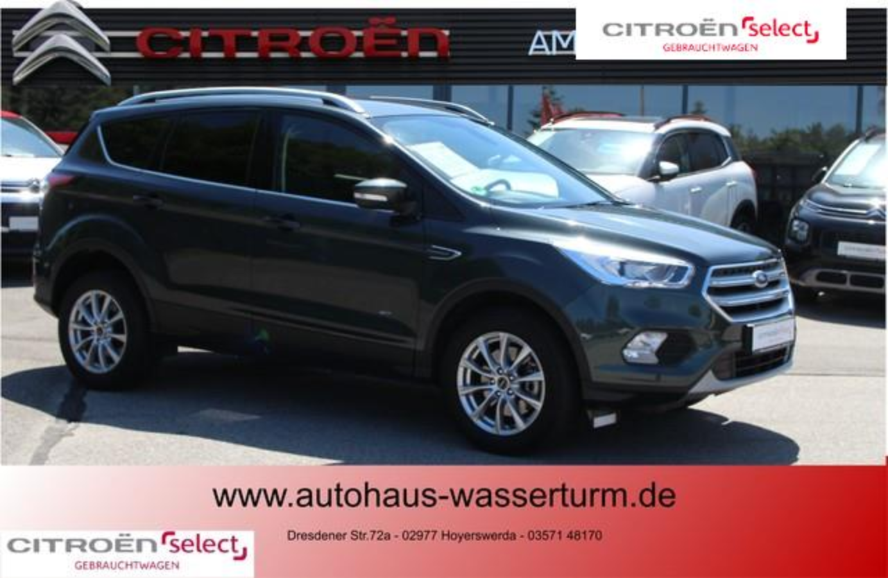 Ford Kuga 1.5 EcoBoost Cool&Connect 4x4 Start/Stopp