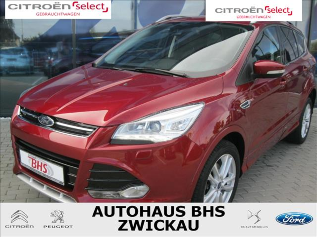 Ford Kuga Individual 2.0TDCi 4x4 180PS PowerShift
