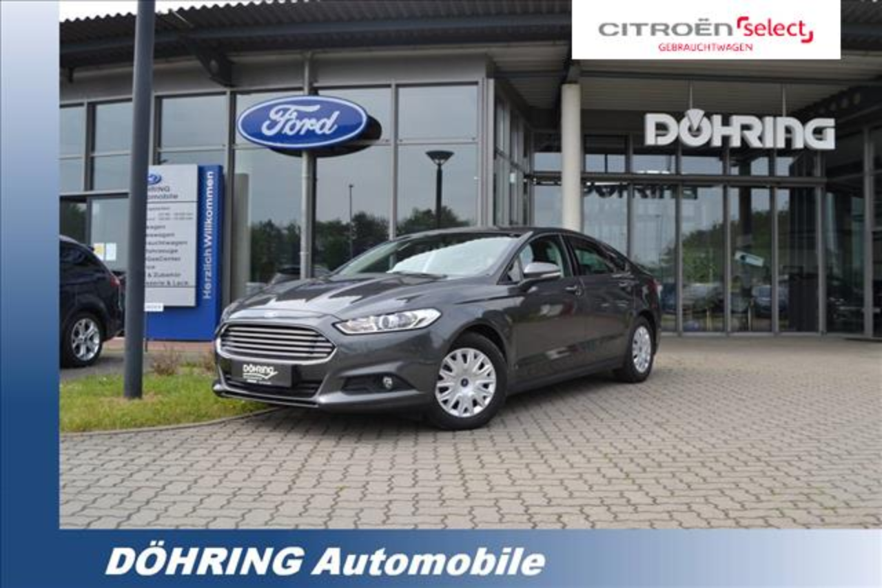 Ford Mondeo 2,0TDCi 150PS Automatik Trend Klimaautoma