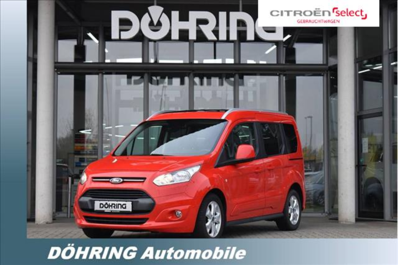 Ford Tourneo Connect TITANIUM 1,0l 100PS Standheizung