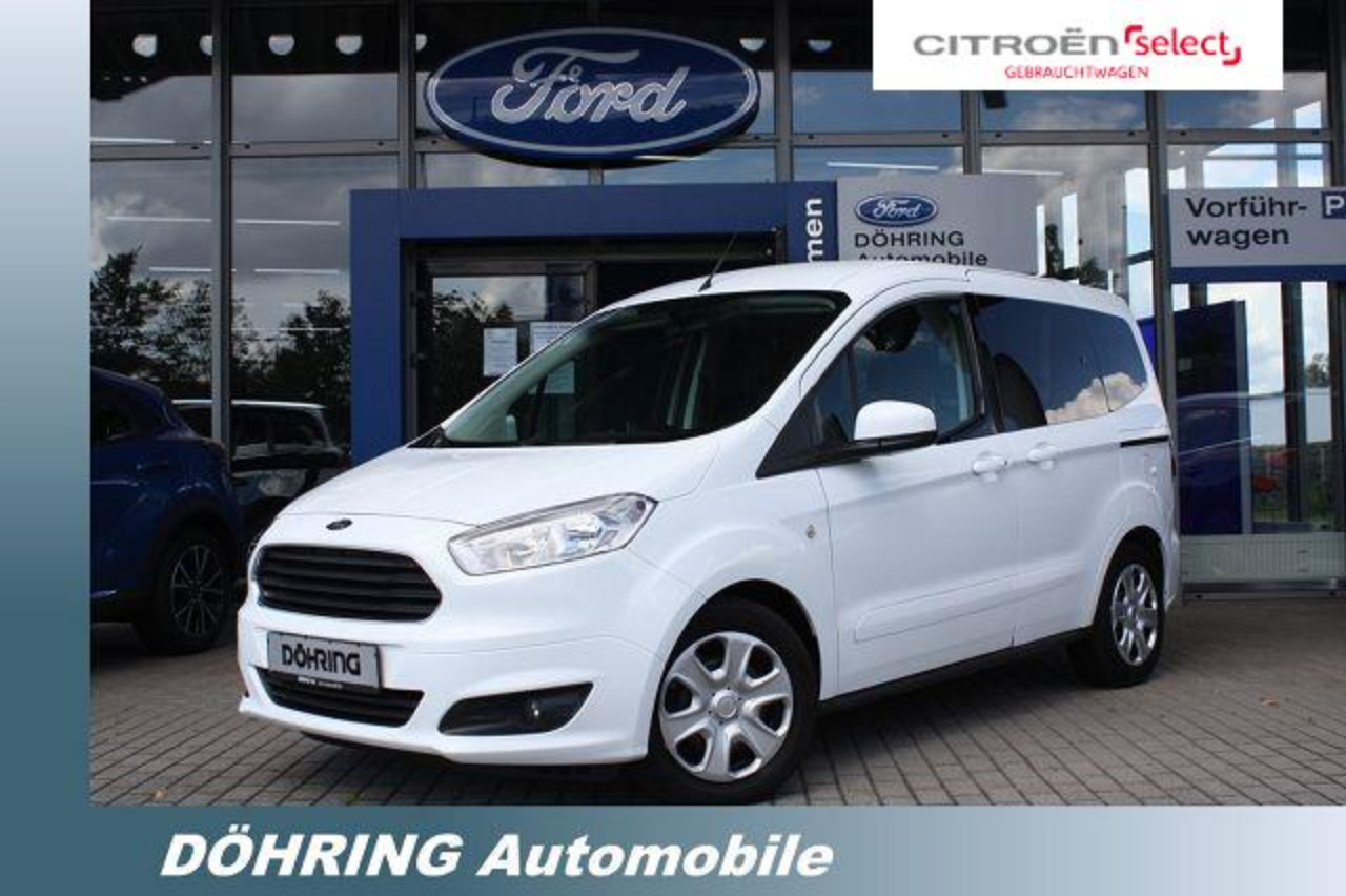 Ford Tourneo COURIER 1,5TDCI 75PS TREND