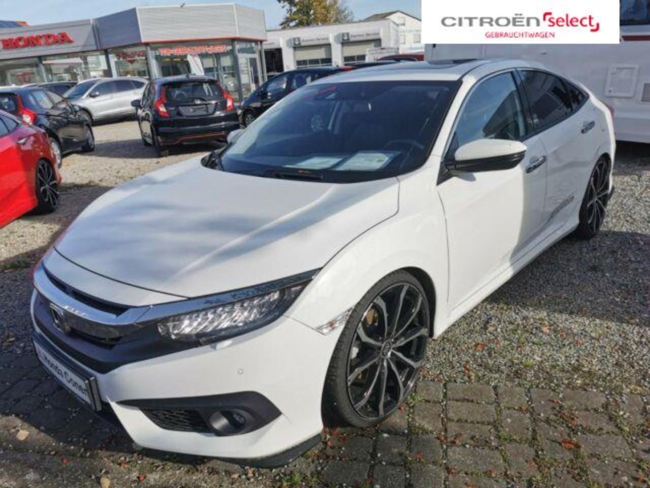 Honda Civic Limousine 1.6 i-DTEC Executive  HC Edition