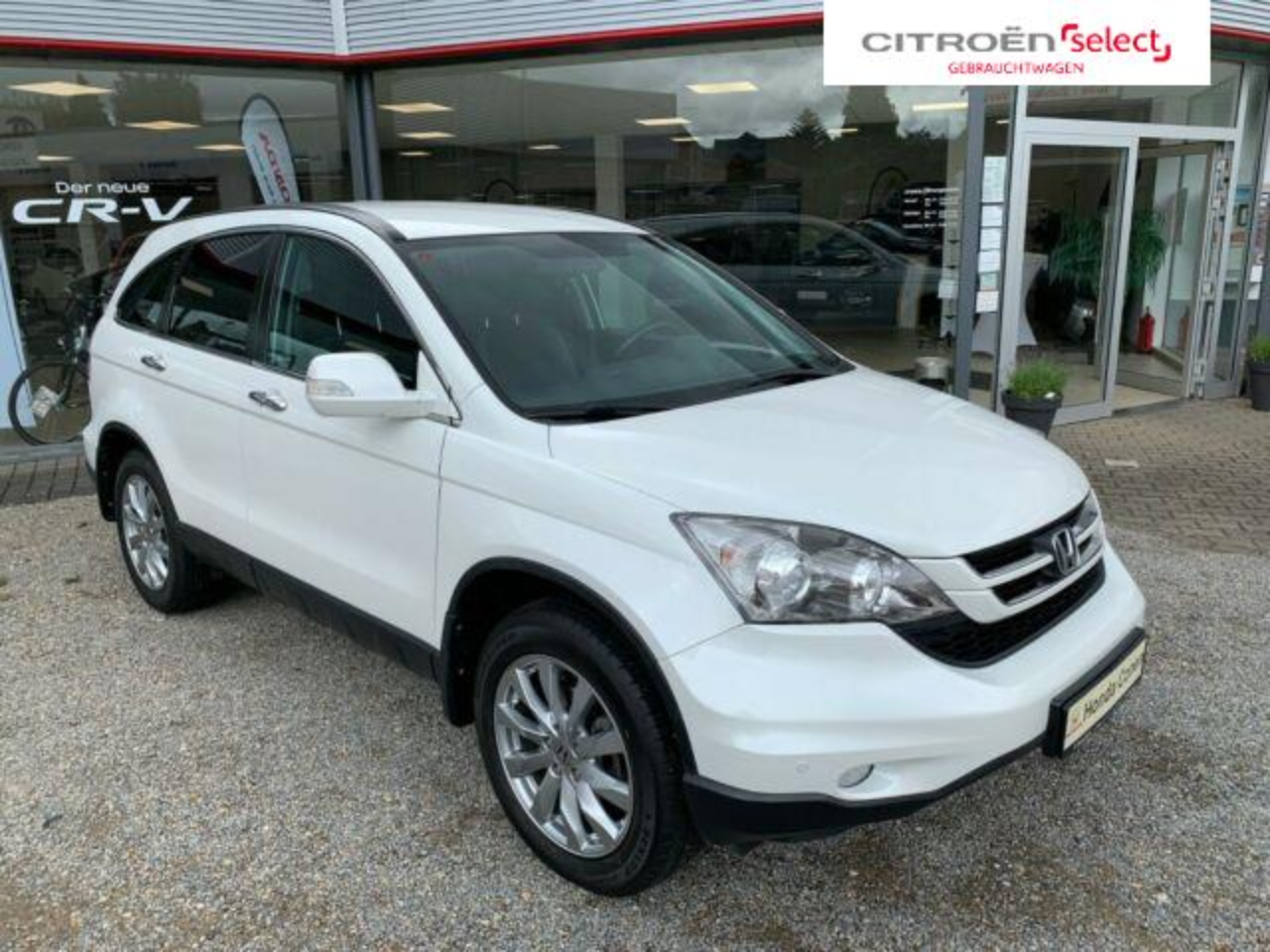 Honda CR-V 2.0i-VTEC Elegance 50th Edition Autom. GAS