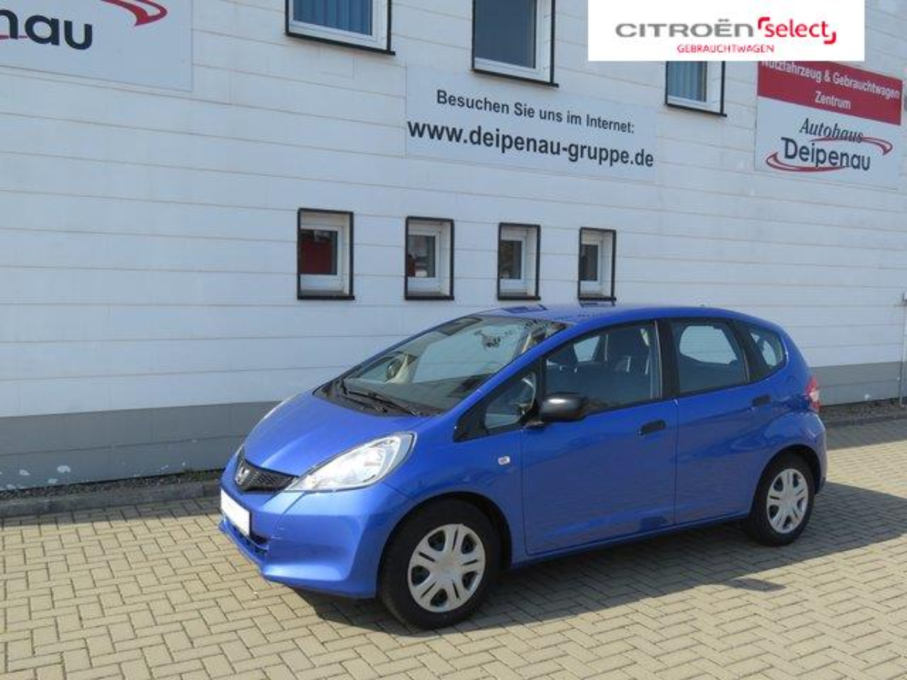 Honda Jazz 1.2 S Cool Klima, ZV mit FB