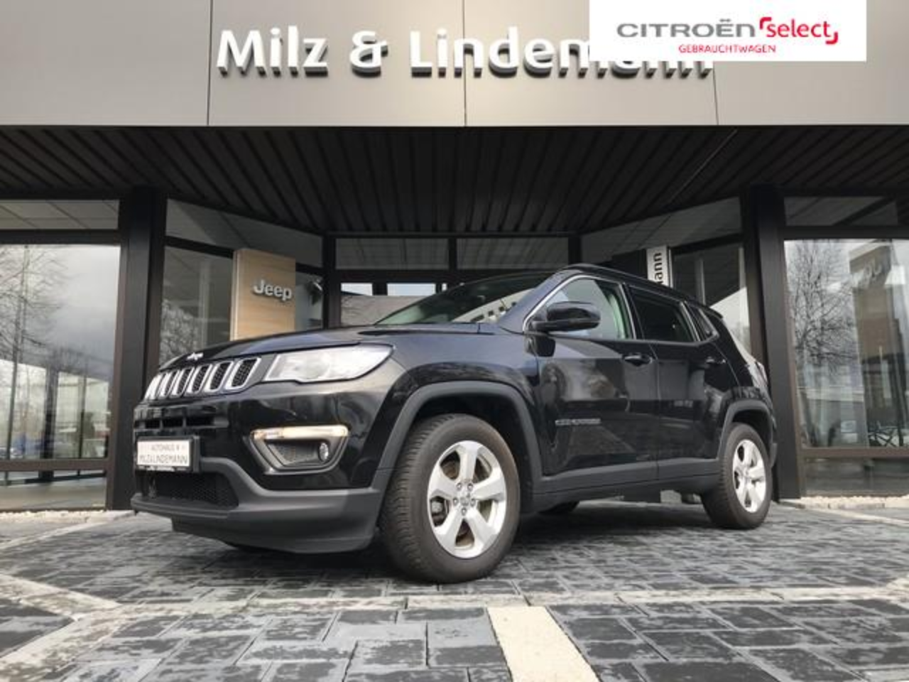 Jeep Compass Longitude1.4 MultiAir 140 FWD