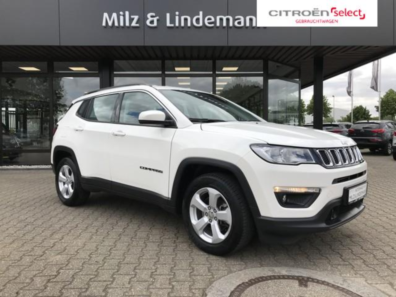 Jeep Compass Longitude 1.4 MultiAir 140