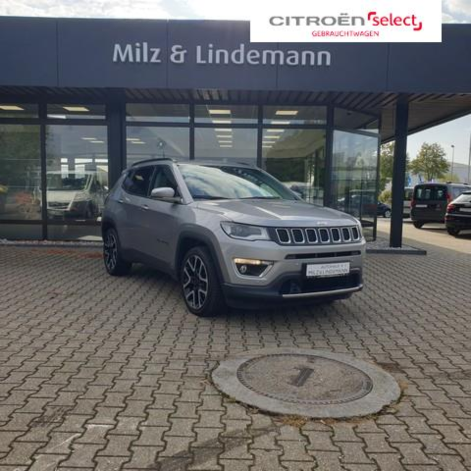 Jeep Compass 1.4 MultiAir Limited FWD