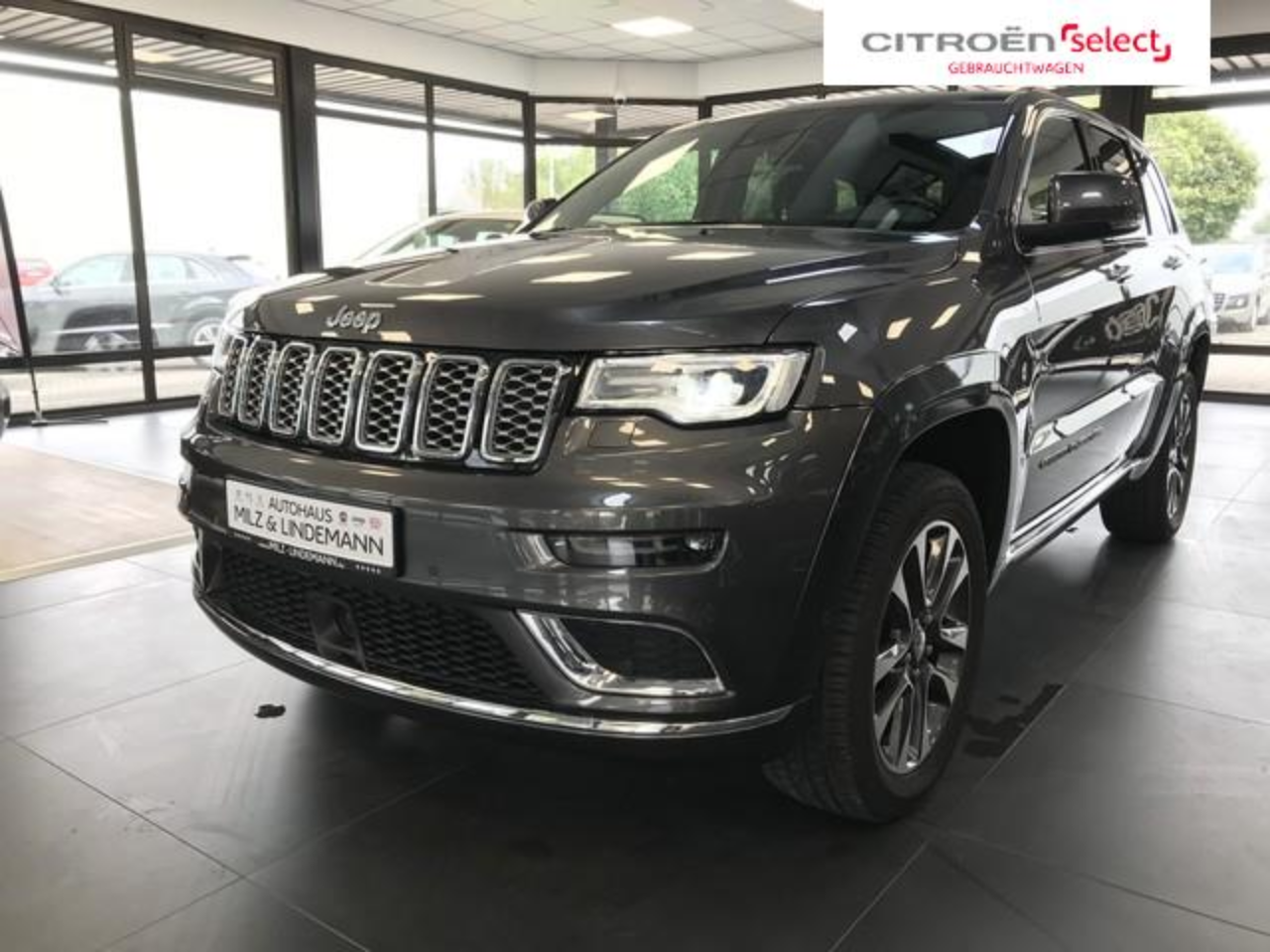 Jeep Grand Cherokee 3,0 CRD Summit (Euro 6)