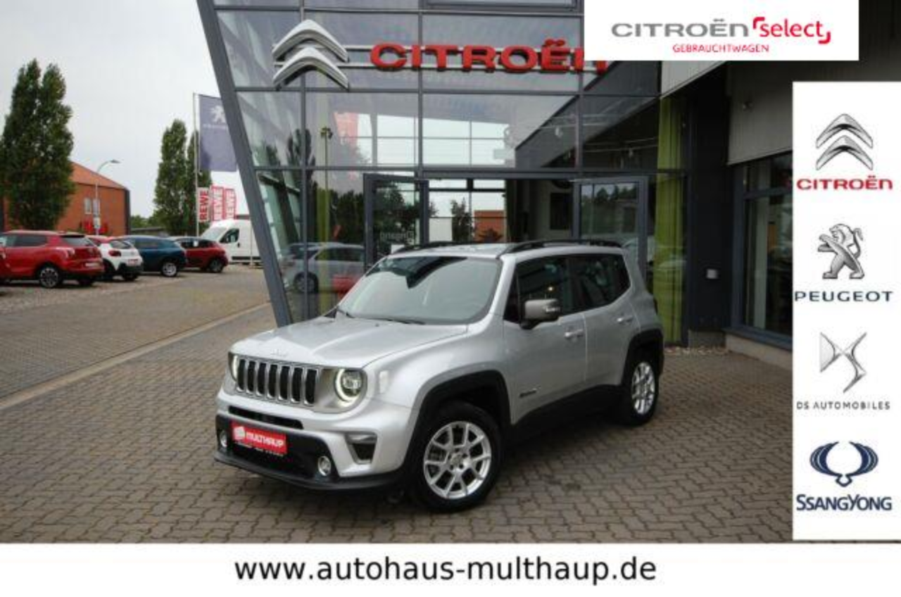 Jeep Renegade Limited FWD 1.3 Automatik