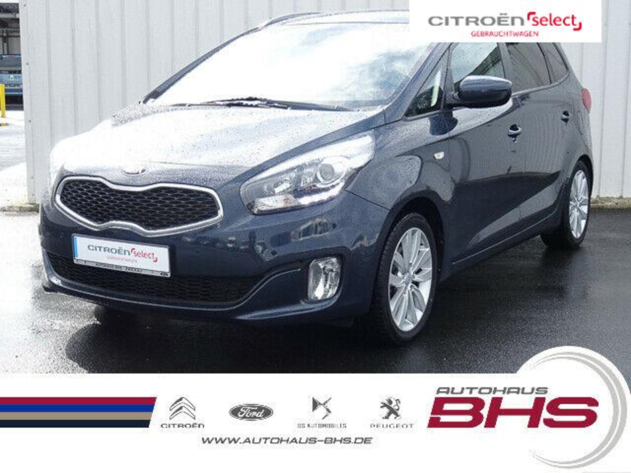 Kia Carens Dream Team 1.6 GDI