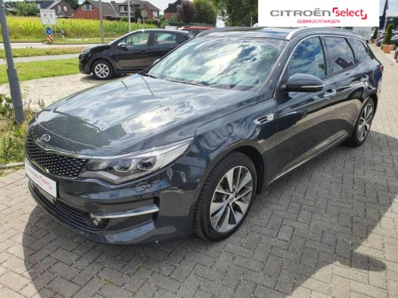 Kia Optima Kombi Spirit 1,7 CRDi