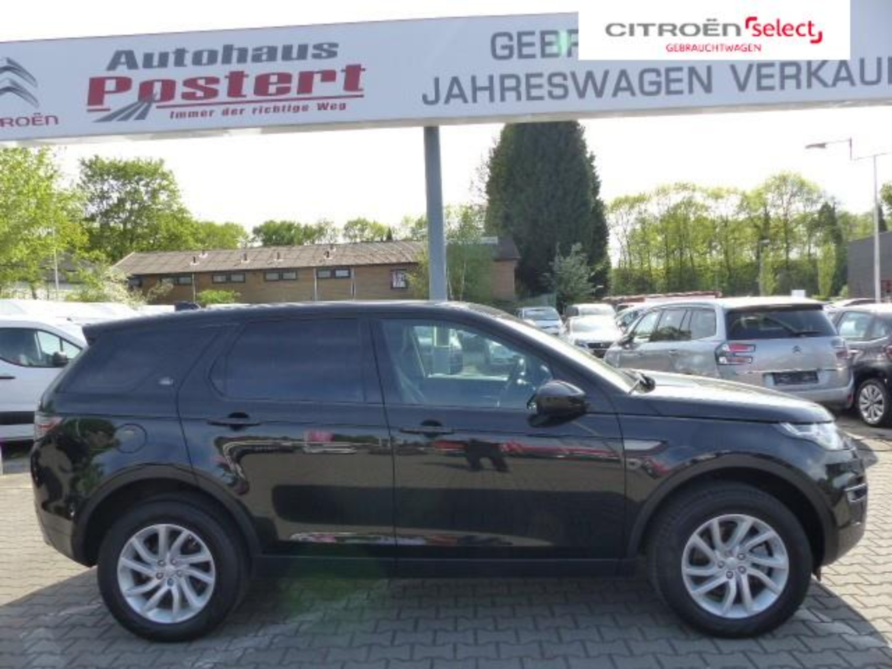 Land rover Discovery Sport 2.0 TD4 SE (EURO 6) *NAVI*AHK*