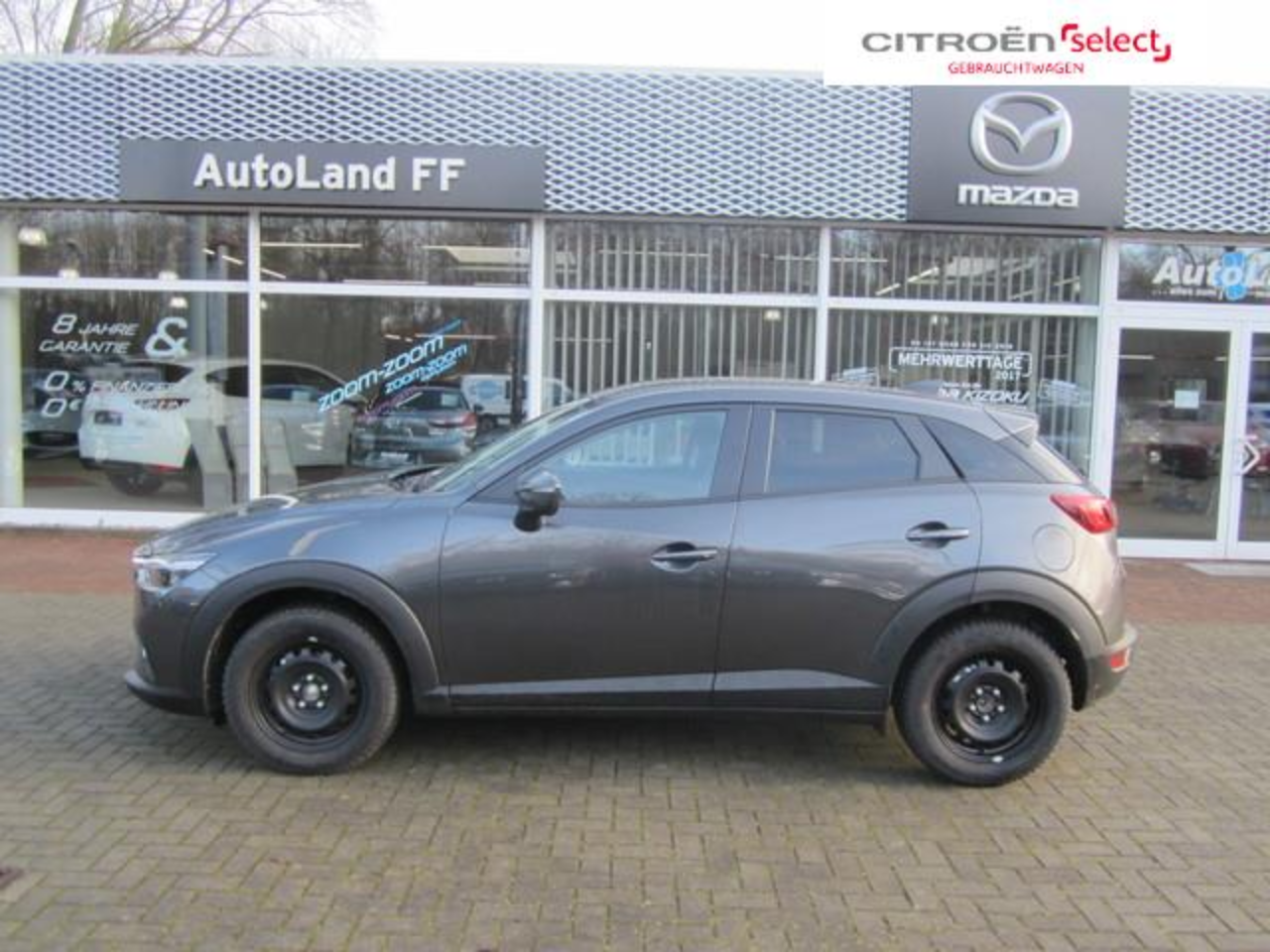 Mazda CX-3 SKYACTIV-G 120 Exclusive NAV FULL-LED SHZ