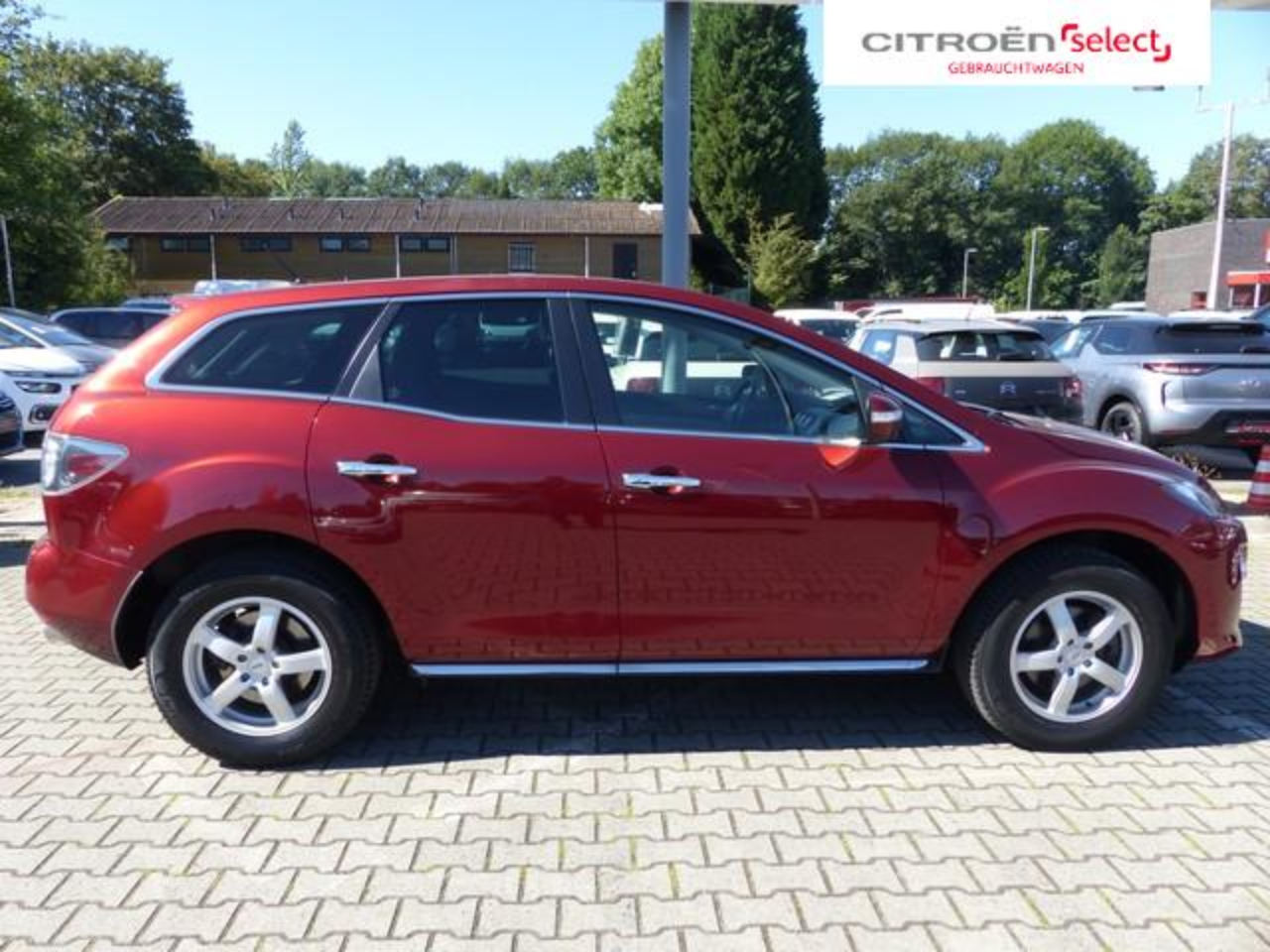 Mazda CX-7 2.2 CD Exclusive-Line,Navi,Tempomat,Bluetooth,AHK,