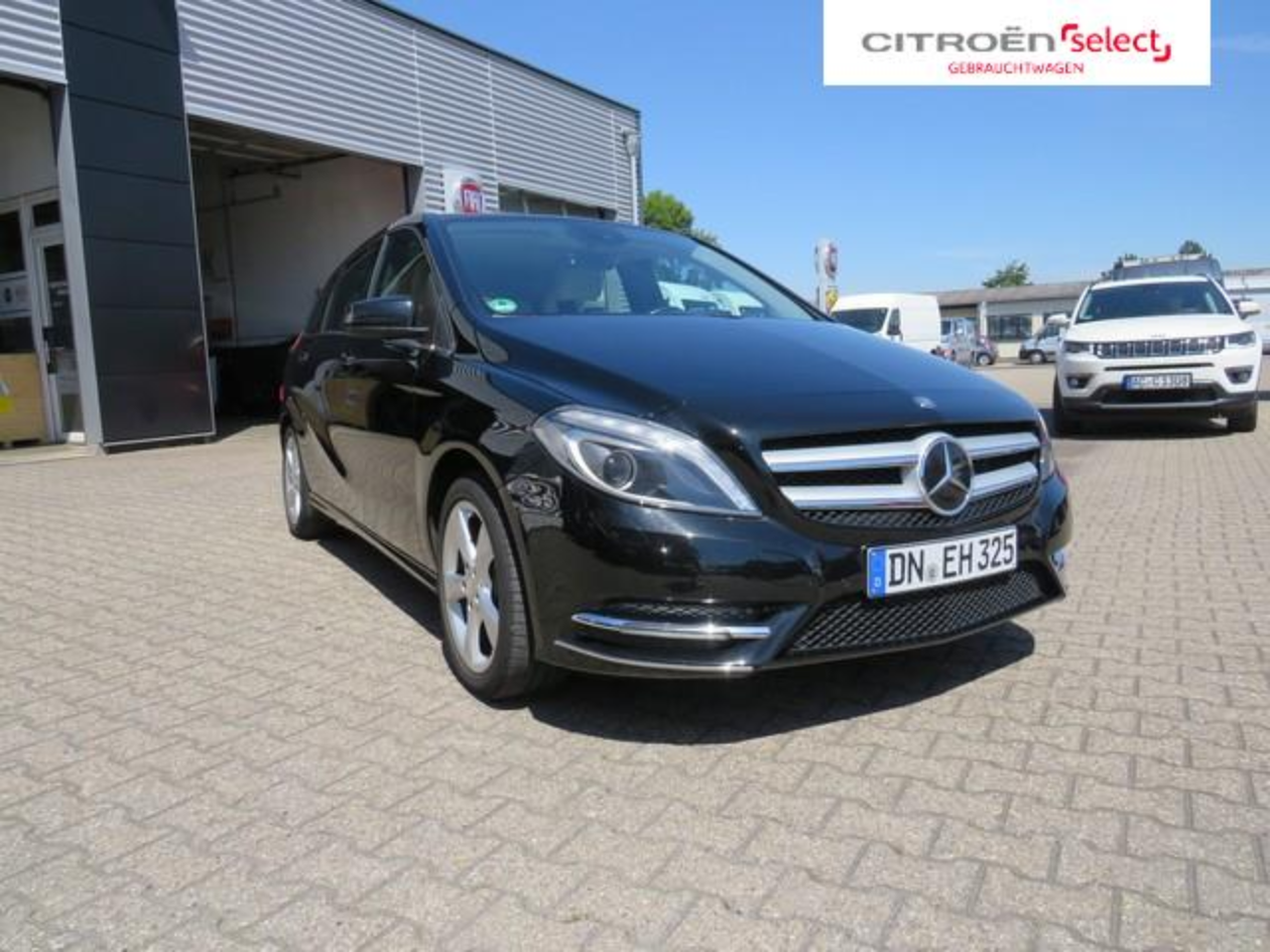 Mercedes 220 B  CDI BlueEfficiency DPF