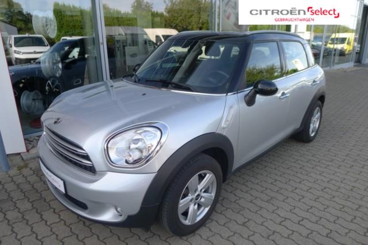 Mini Cooper Countryman / Navi / Boost-System