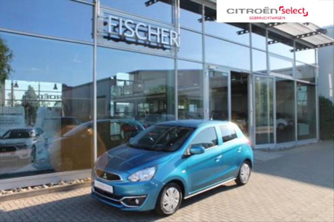 Mitsubishi Space Star SPACESTAR 1.0 MPI 'Edition 100'