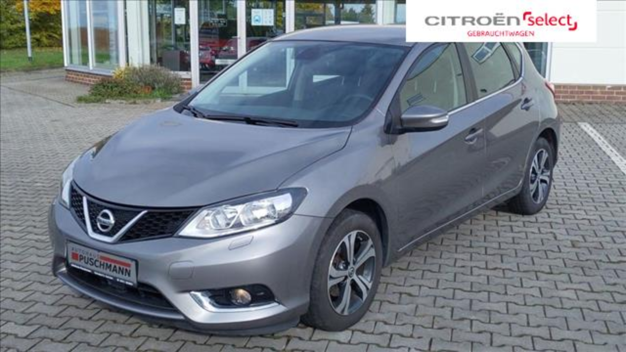 Nissan Pulsar 1.2 DIG-T Acenta - Standheizung
