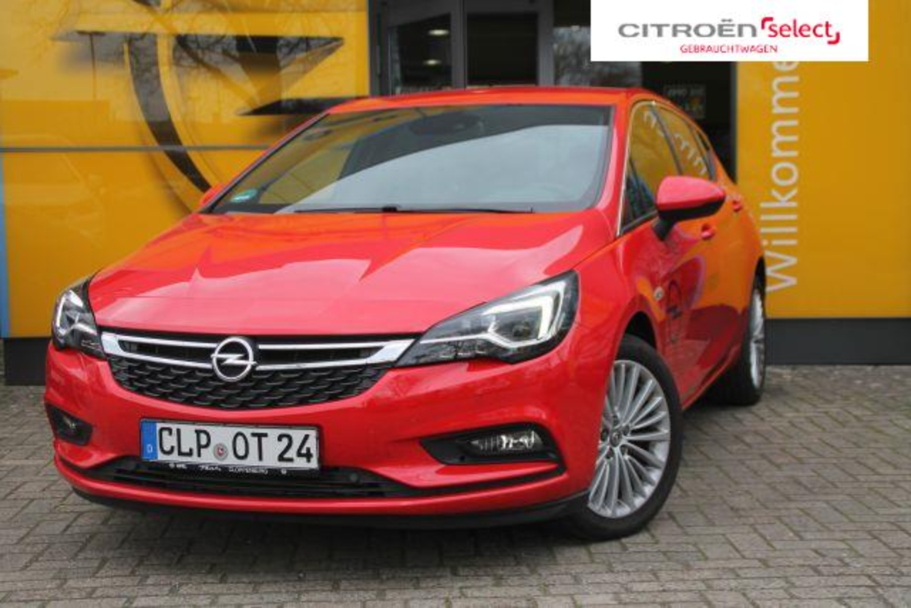 Opel Astra 1.4 Turbo Innovation MatrixLED/Navi/Kamera