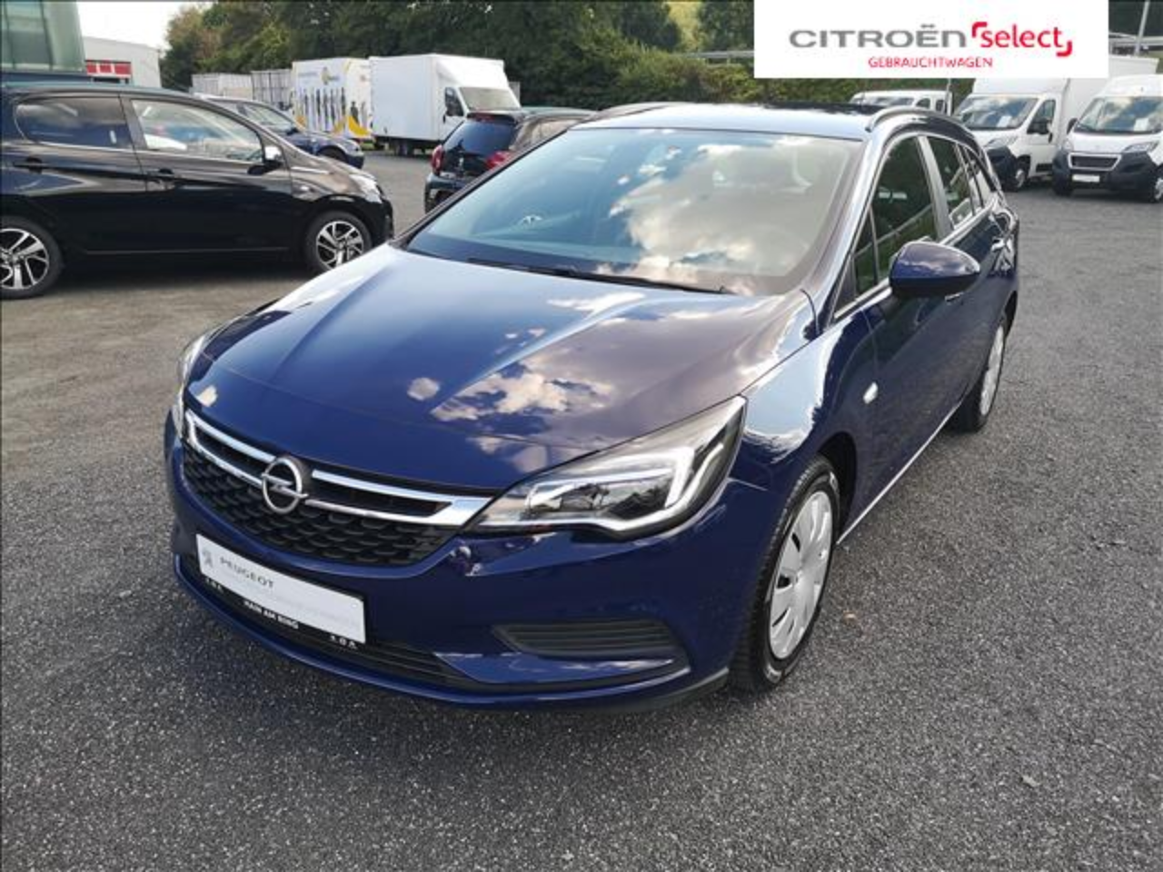 Opel Astra Sportstourer 1.6 CDTI Edition S&S