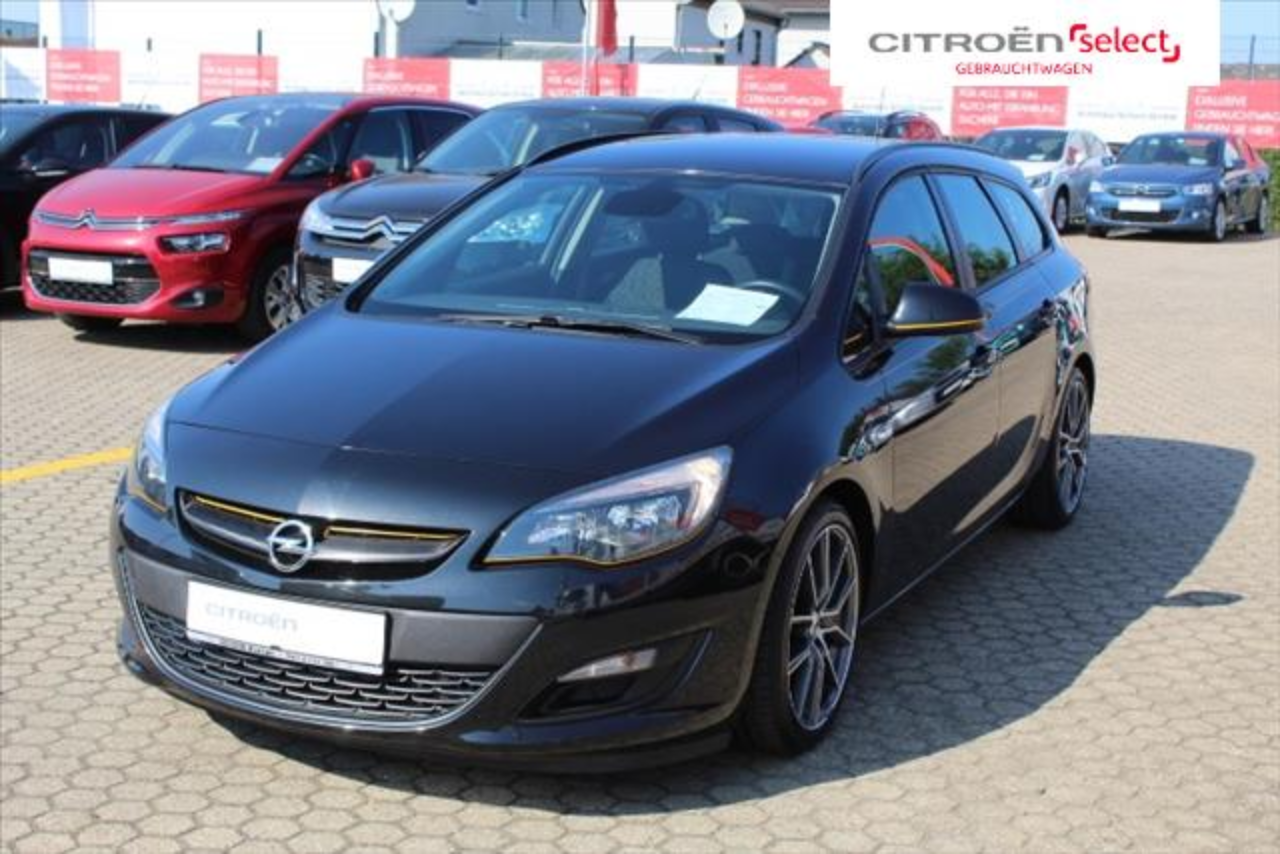 Opel Astra 1.6 Sports Tourer Edition,Klimaanlage Tempomat,PDC