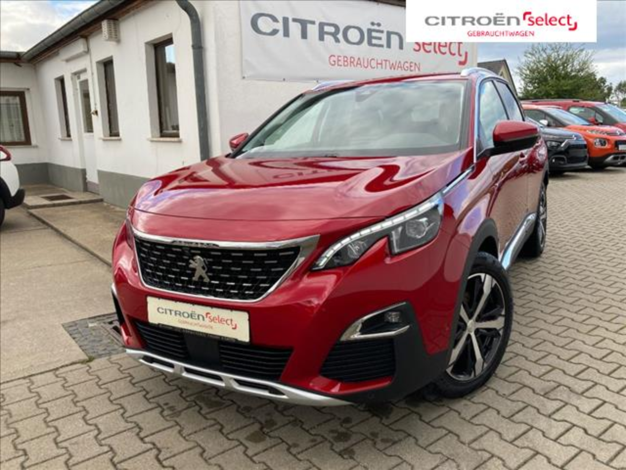 Peugeot 3008 BlueHDi 130 S&S Aut. Allure, Full LED, Navi