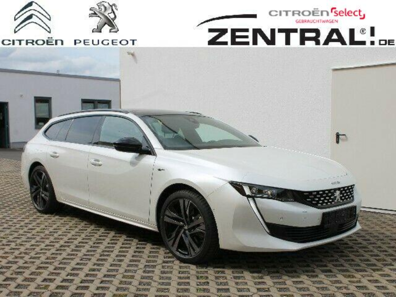 Peugeot 508 SW Pure Tech First Edition 225 EAT8 GT