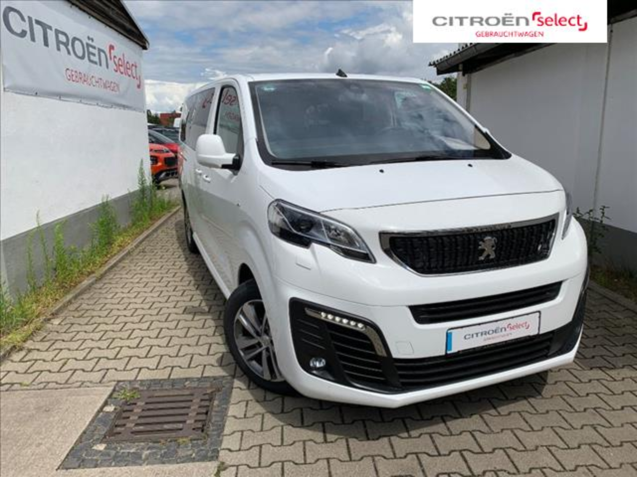 Peugeot Traveller L3 2.0 BlueHDi 150 Business,Navi, Head UP,