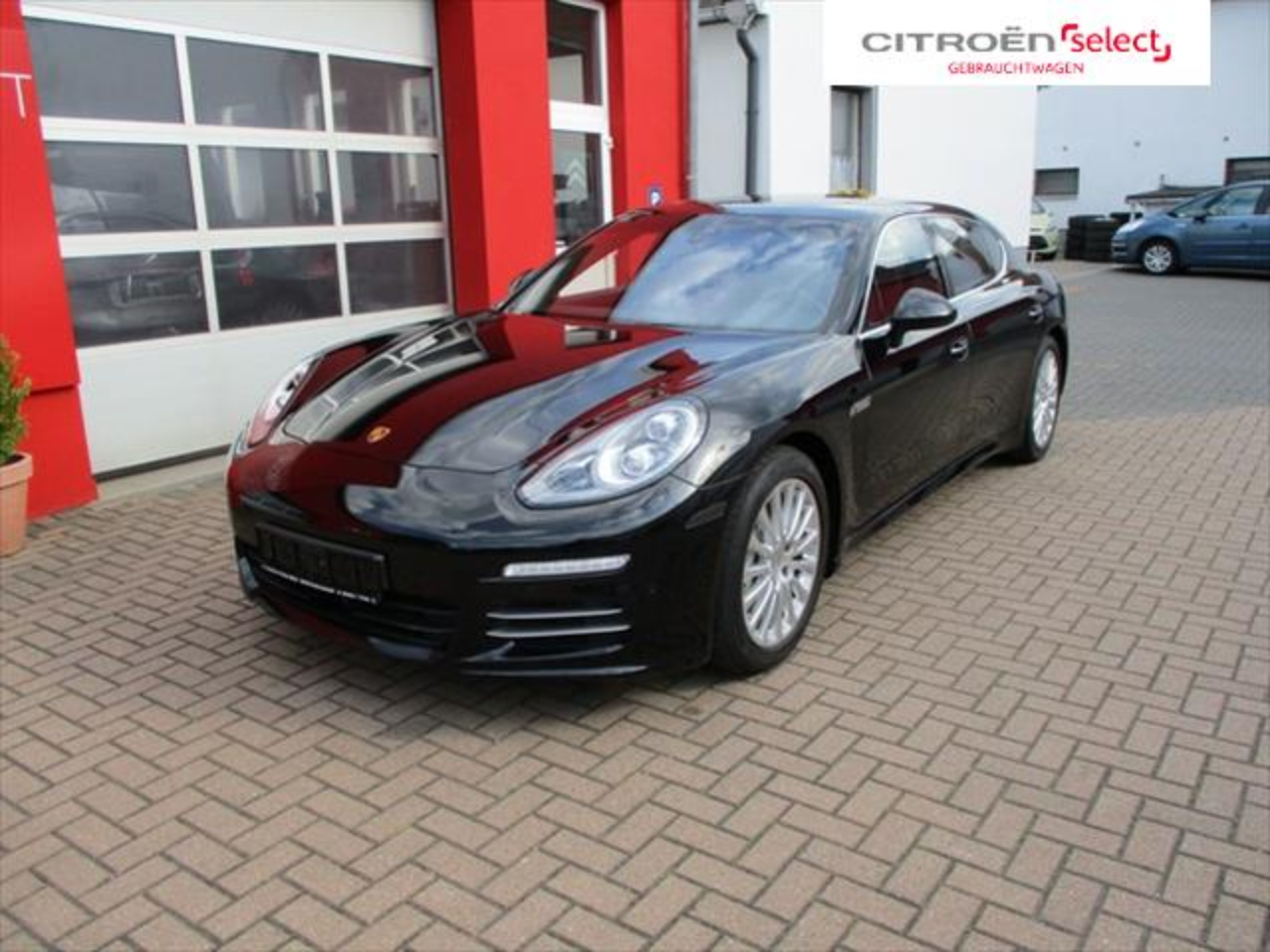 Porsche Panamera 4S EXECUTIVE VOLL ACC LUFT BOSE KAMERA LED