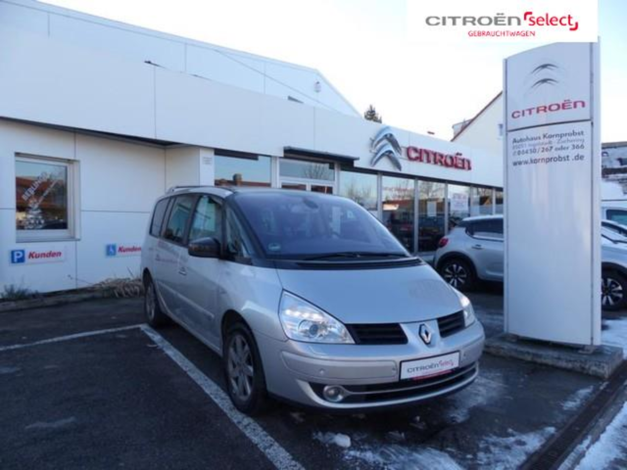 Renault Grand Espace 2.0 dCi FAP Edition 25th