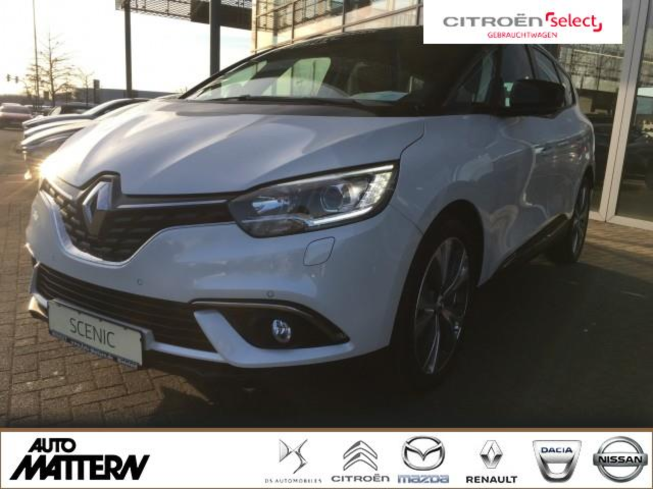 Renault Grand Scenic IV 1.3 TCe 160 Energy