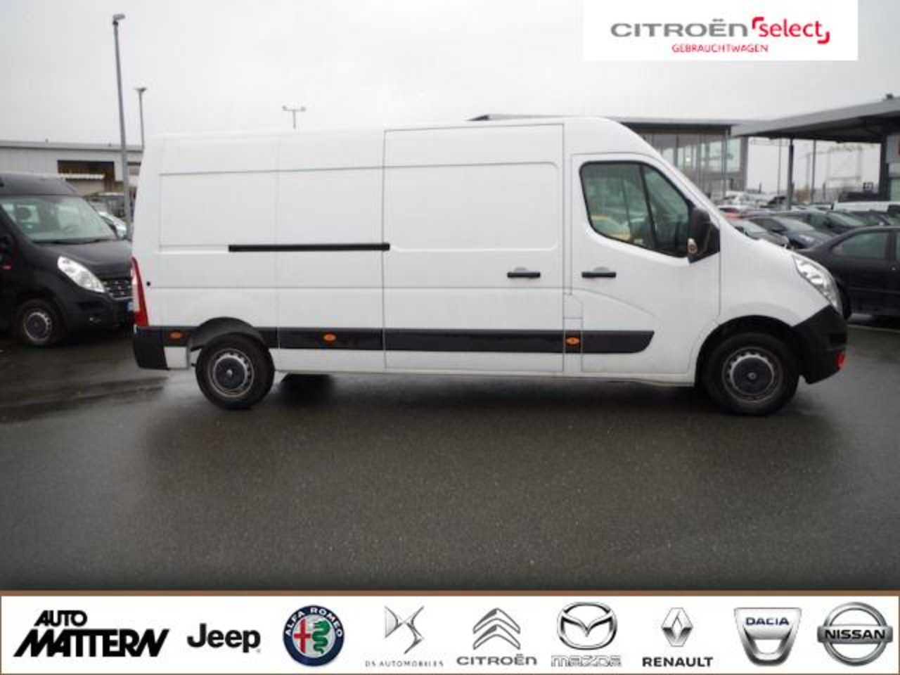 Renault Master L3H2 3,5t dCi130 Limited Edition