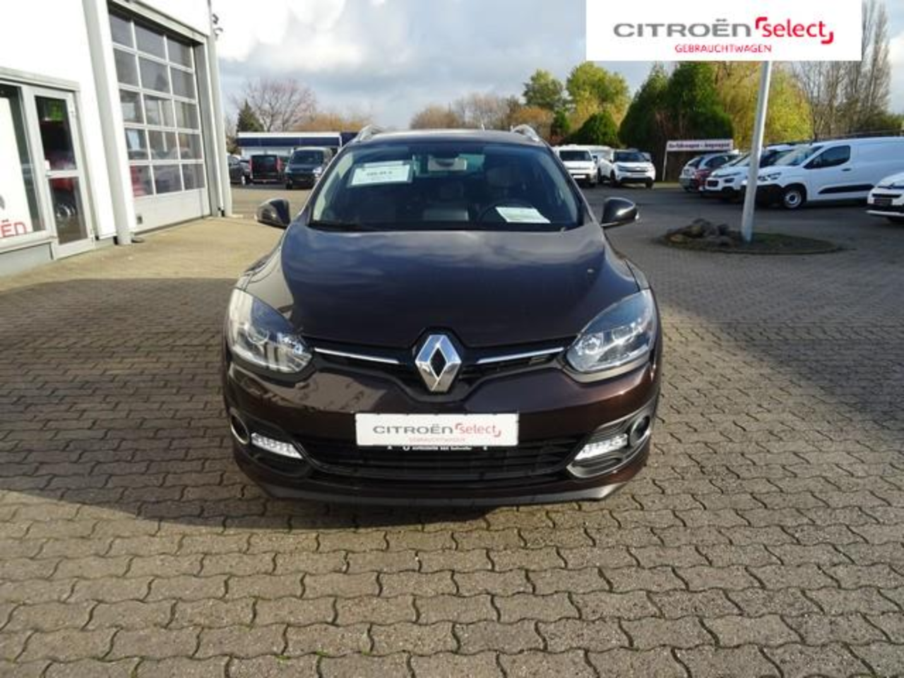 Renault Megane Grandtour ENERGY dCi 110 LIMITED Deluxe