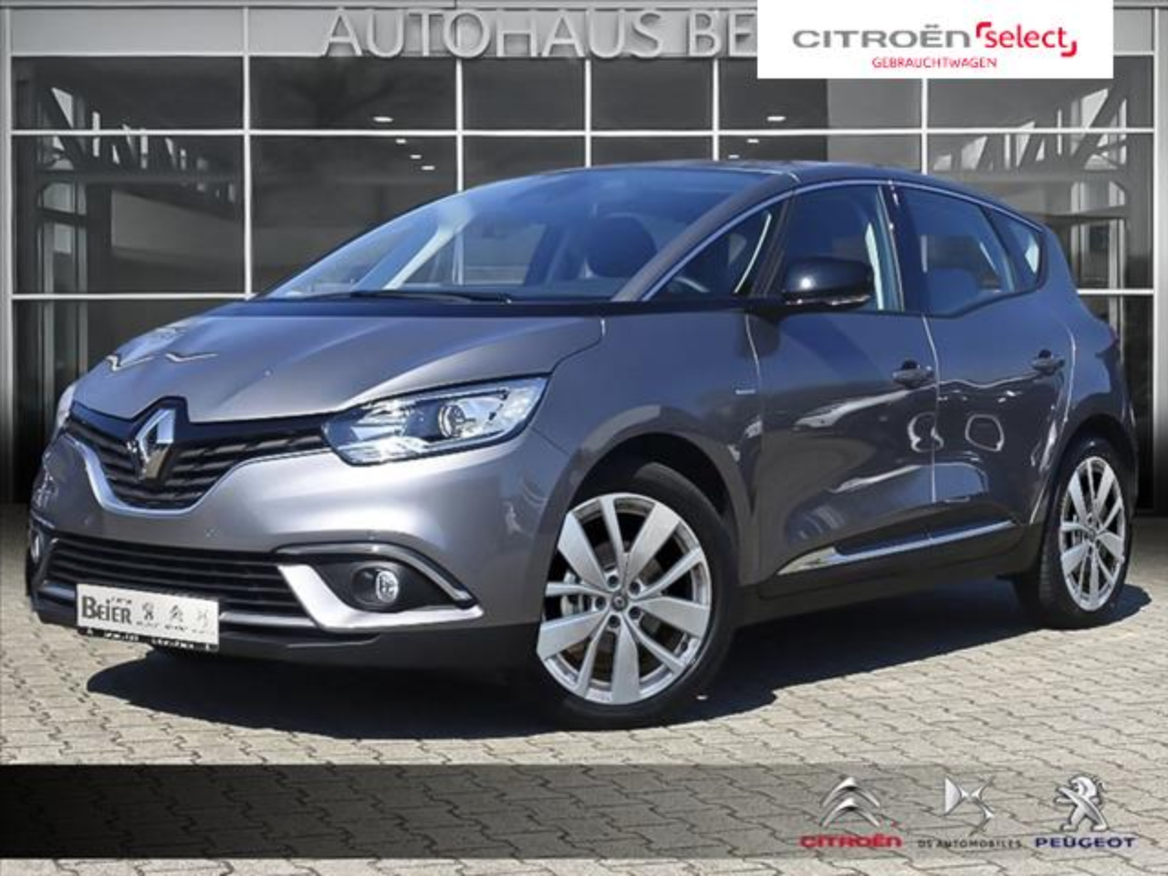 Renault Scenic IV 1.3 TCe 115 Limited GPF