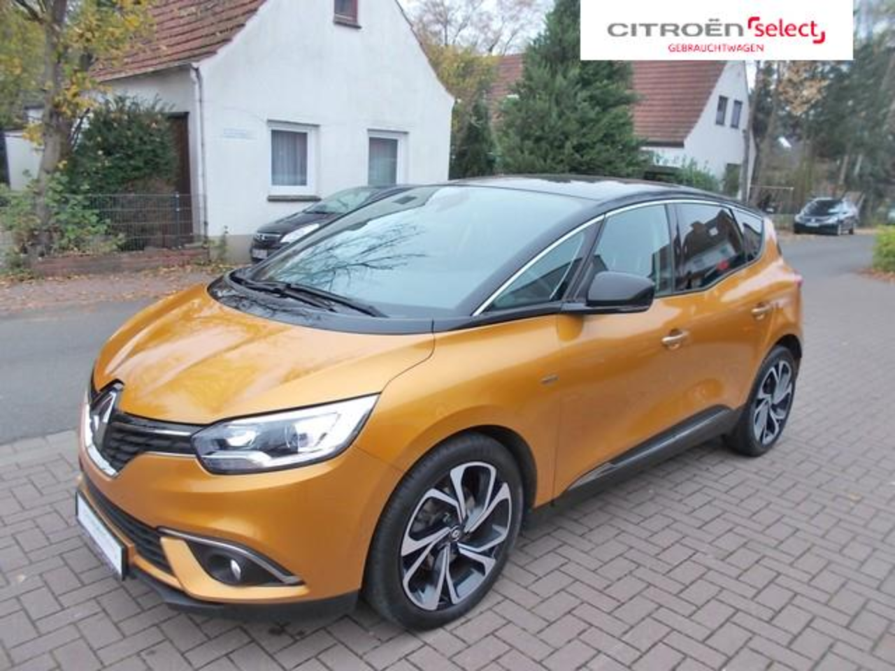 Renault Scenic 1.6 dCi 130 Energy BOSE-Edition