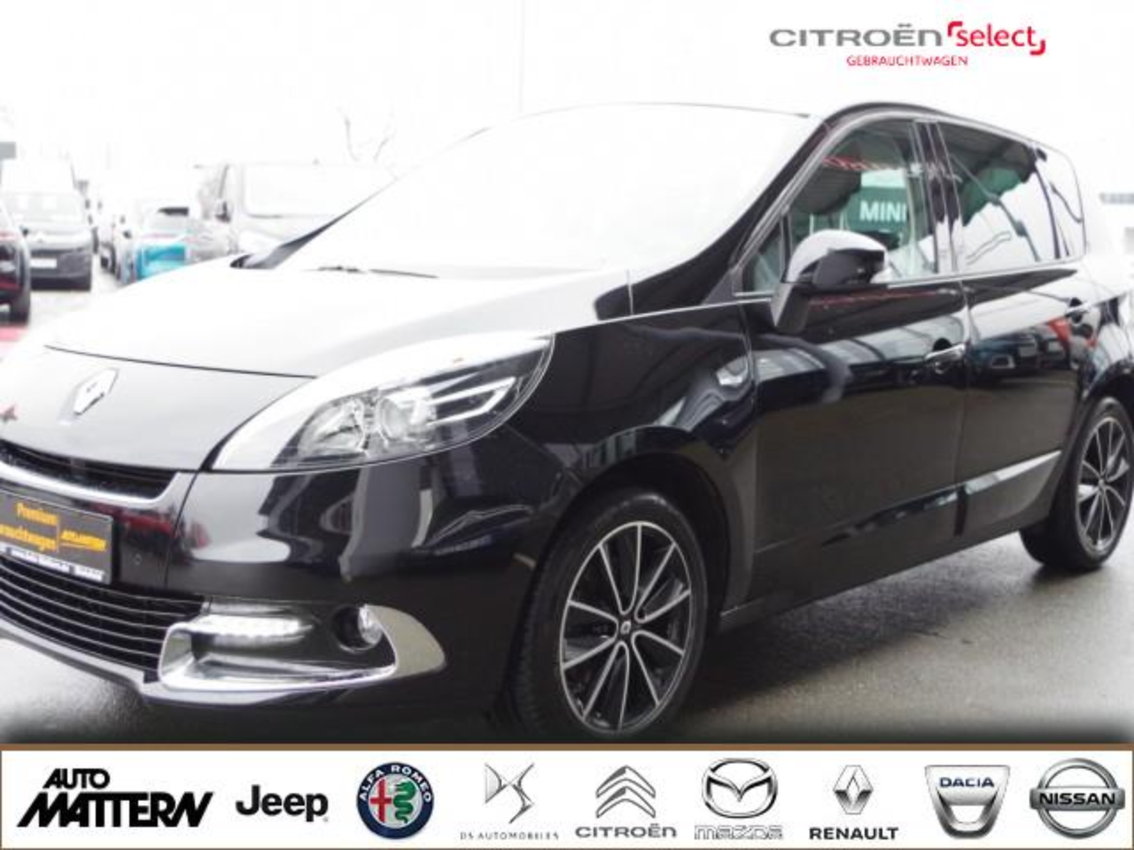 Renault Scenic Bose-Edition Tce130 *Kamera*