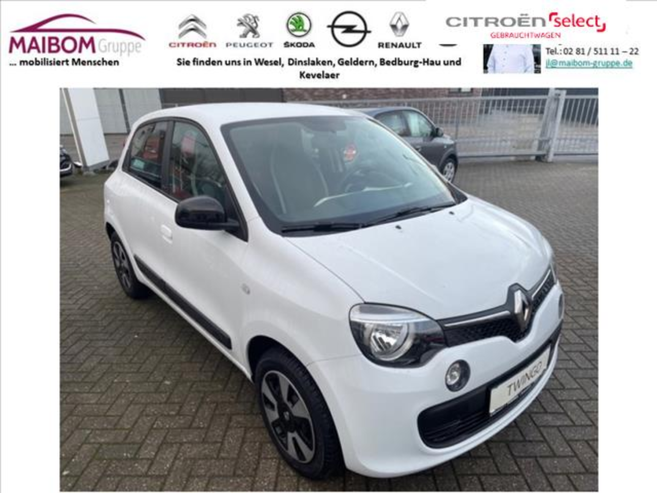 Renault Twingo SCe 70 LIMITED