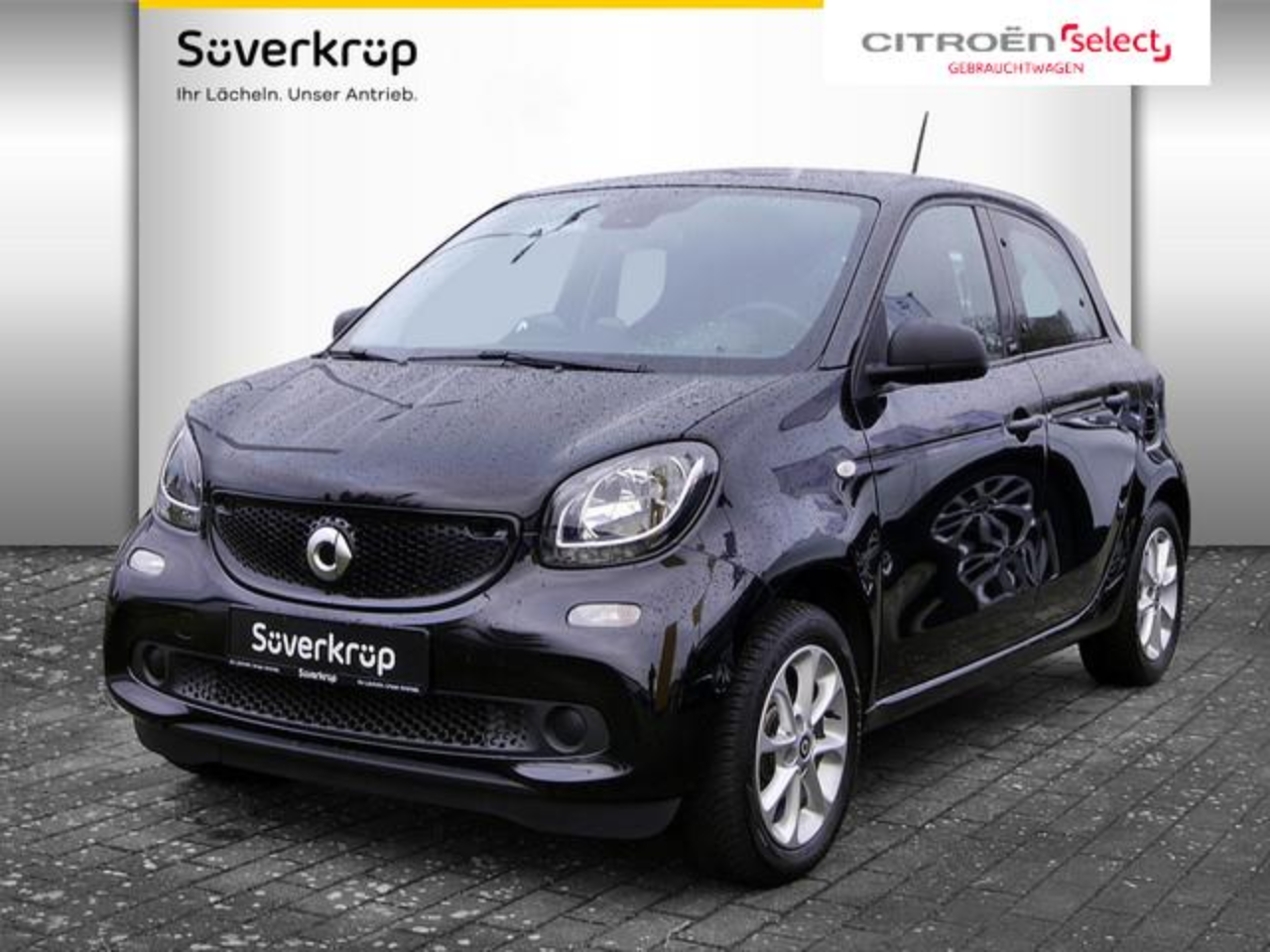 Smart Forfour Passion Automatik-Getriebe