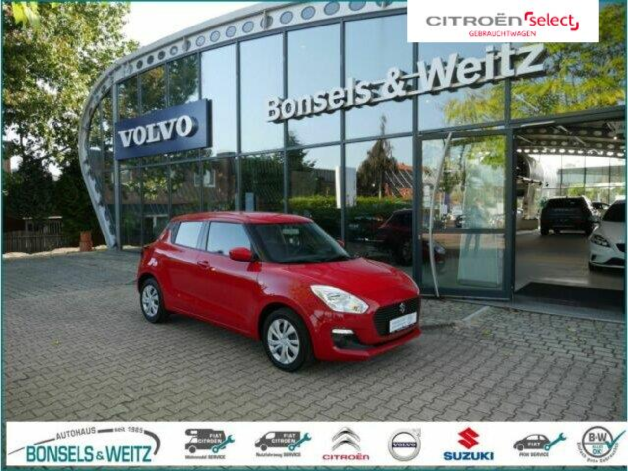 Suzuki Swift 1.2 CLUB 5 Turig Klima Bluetooth