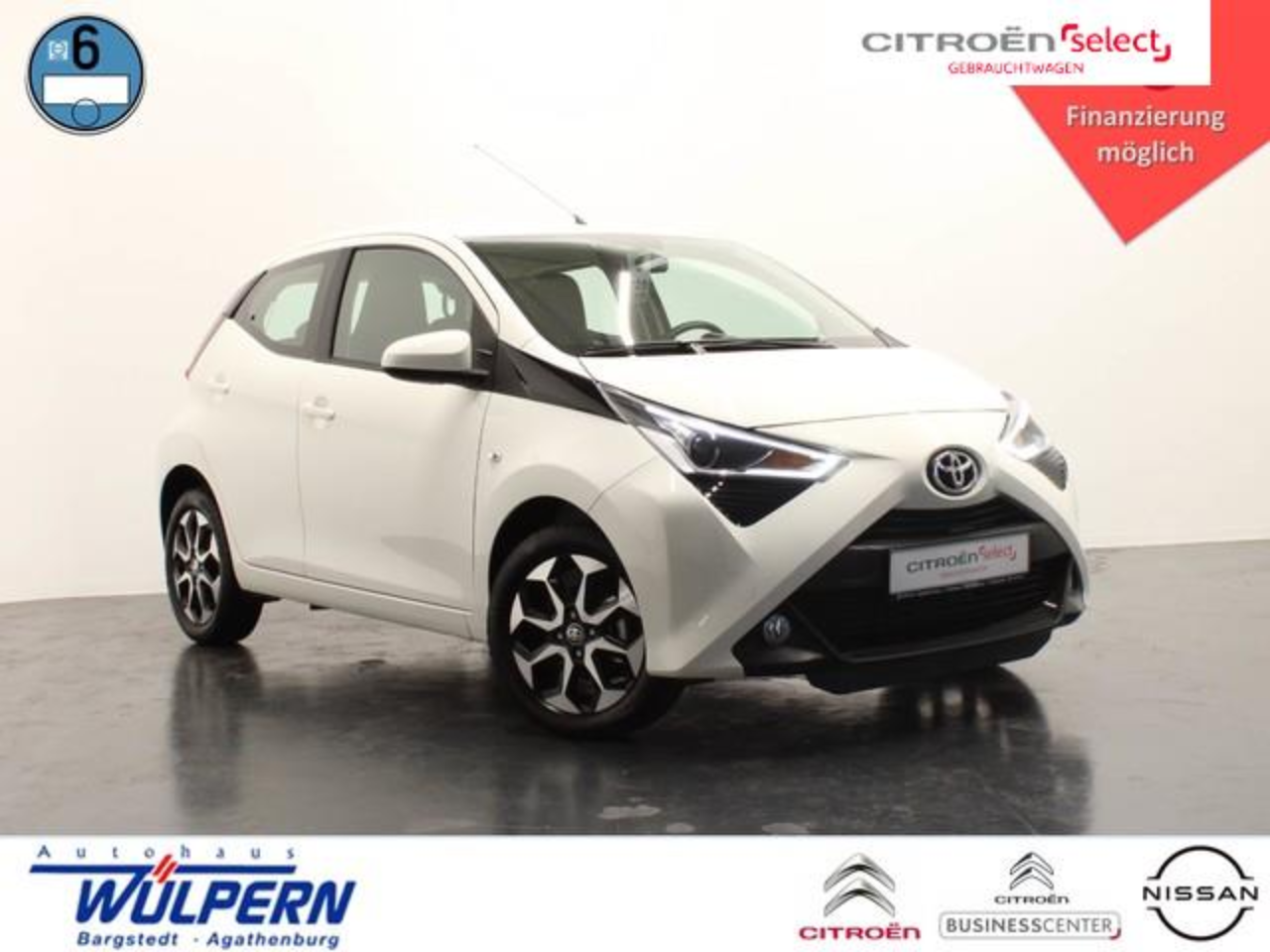 Toyota Aygo 1.0 x-play club