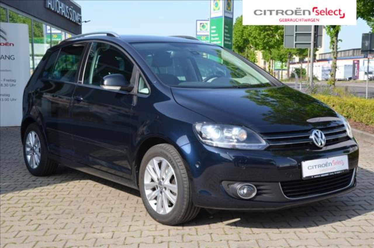 Volkswagen Golf PLUS 1.4 TSI MATCH*Xenon*LED*Navi*LMF*PDC