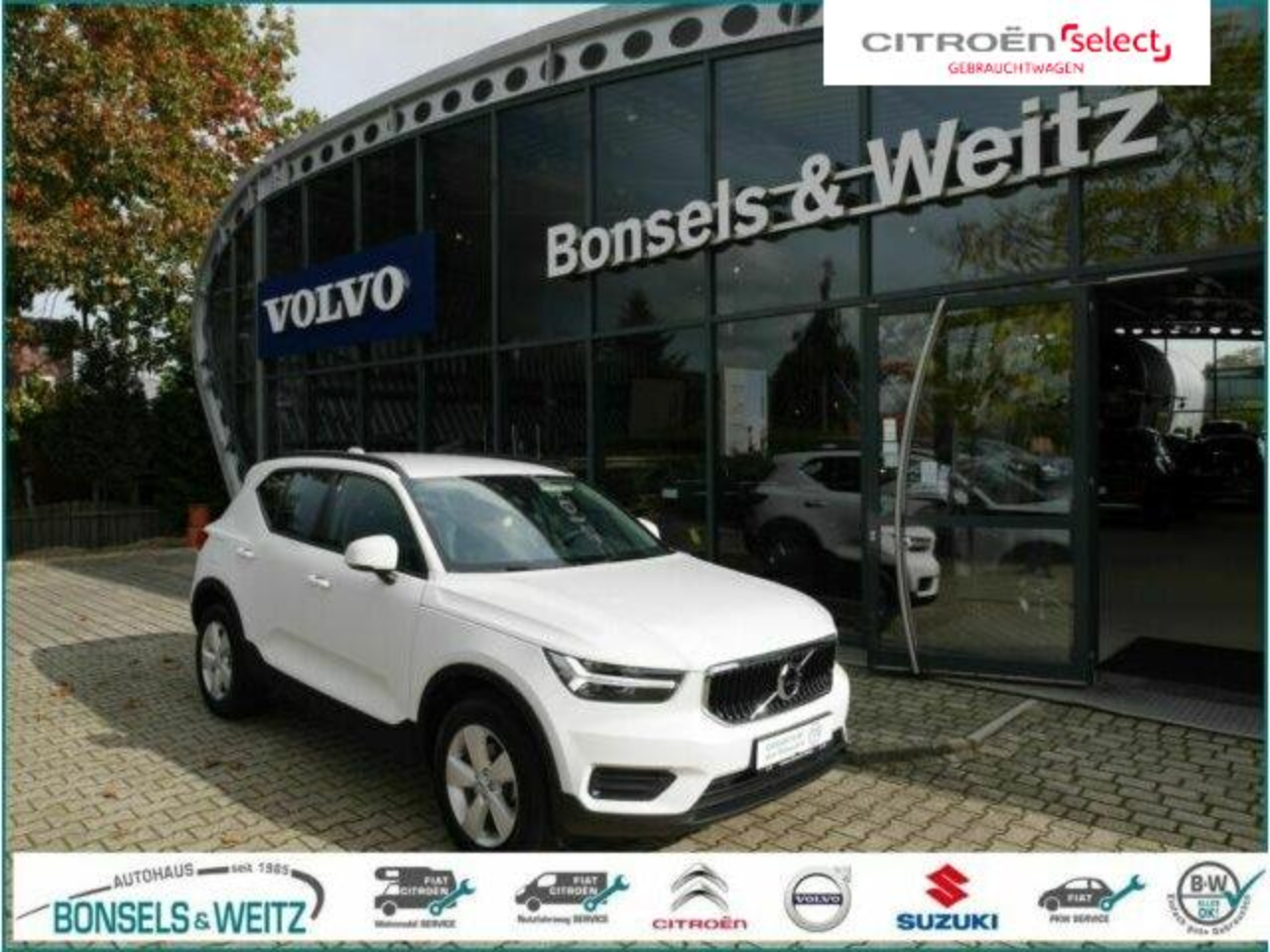 Volvo XC40 XC 40 D3 LED Navi PDC Volvo on Call WinterPaket