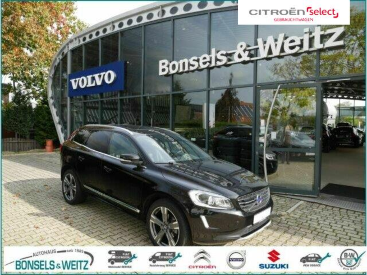 Volvo XC60 D5 AWD LINJE INSCRIPTION GEARTONIC SHD Stan