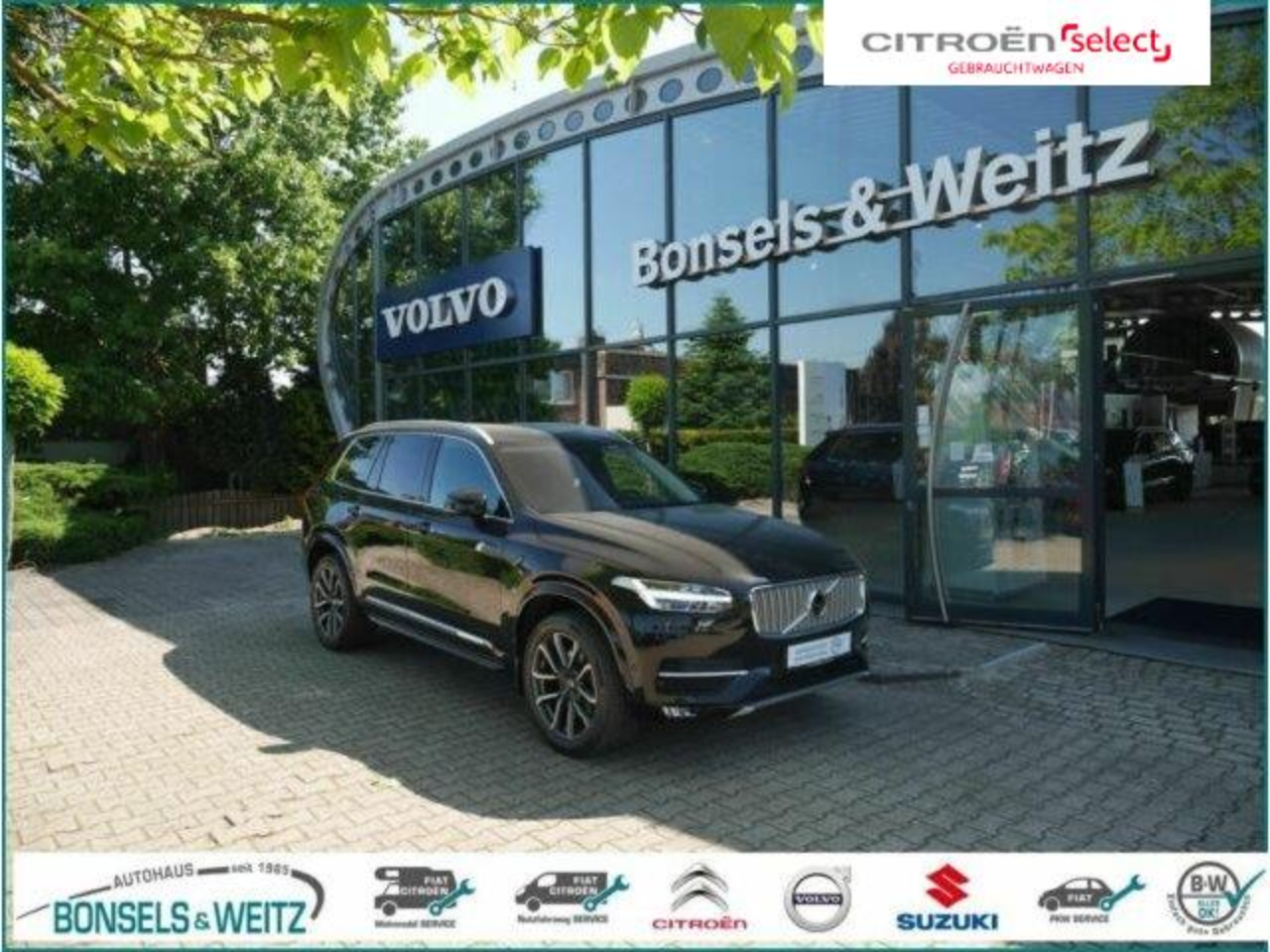 Volvo XC90 D5 AWD GEARTRONIC INSCRIPTION HeadUp Euro6