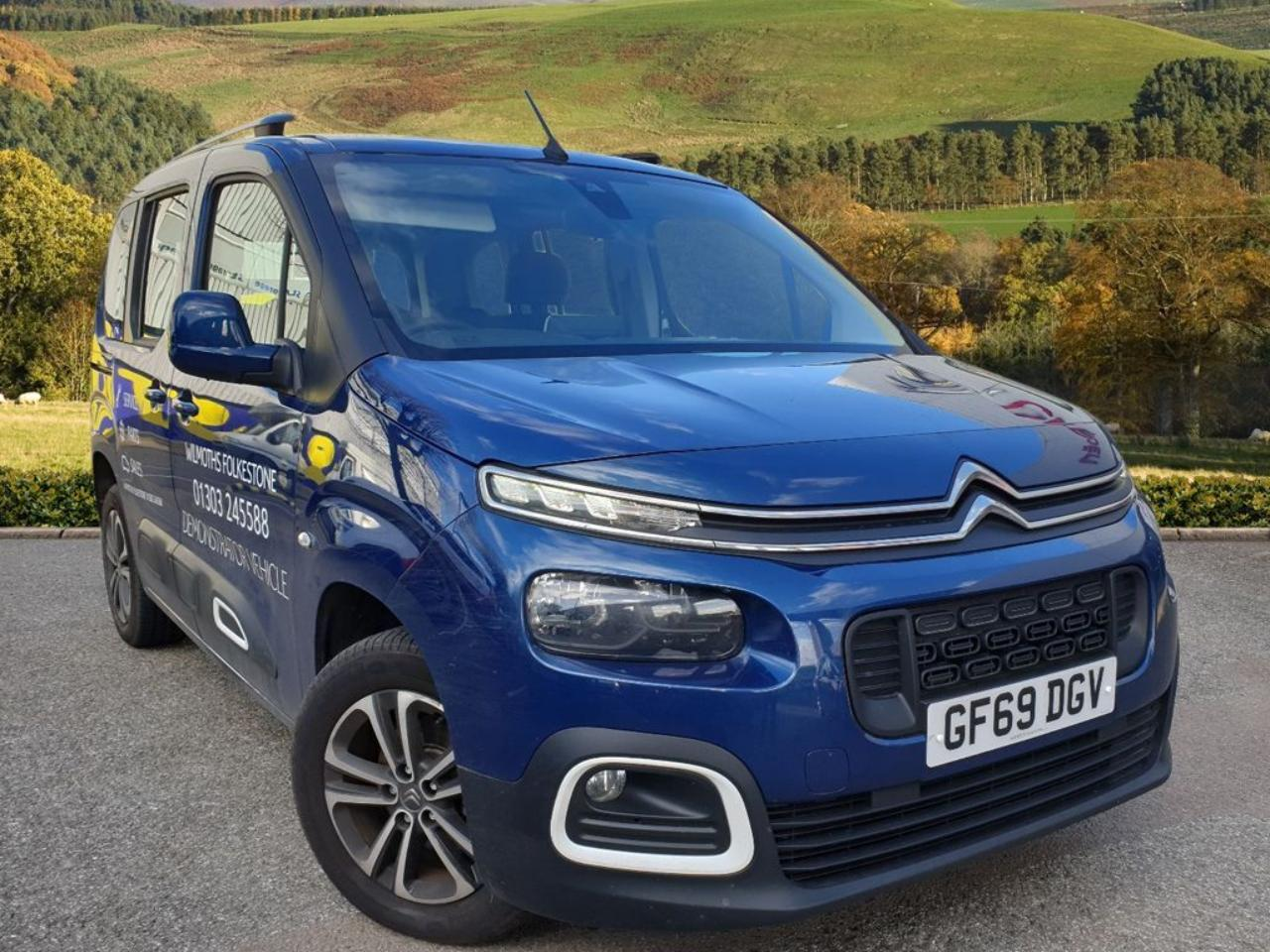 Citroën Berlingo 1.2 PureTech Flair M 5dr