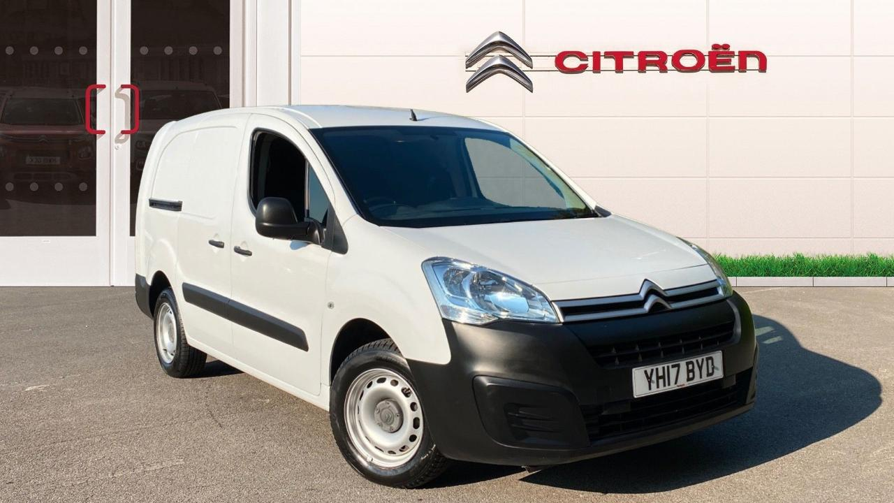 Citroën Berlingo 1.6 BLUEHDI 100PS L2 LX 750KG