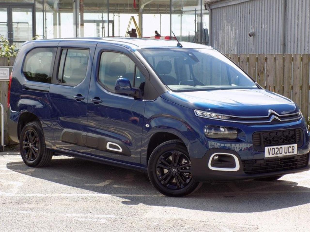 Citroën Berlingo BLUEHDI FLAIR XL S/S (7 SEATER)