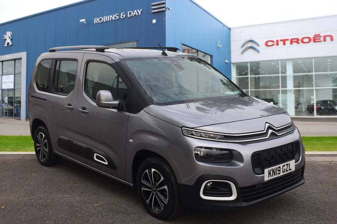 Citroën Berlingo 1.5 BlueHDi Flair (s/s) 5dr M