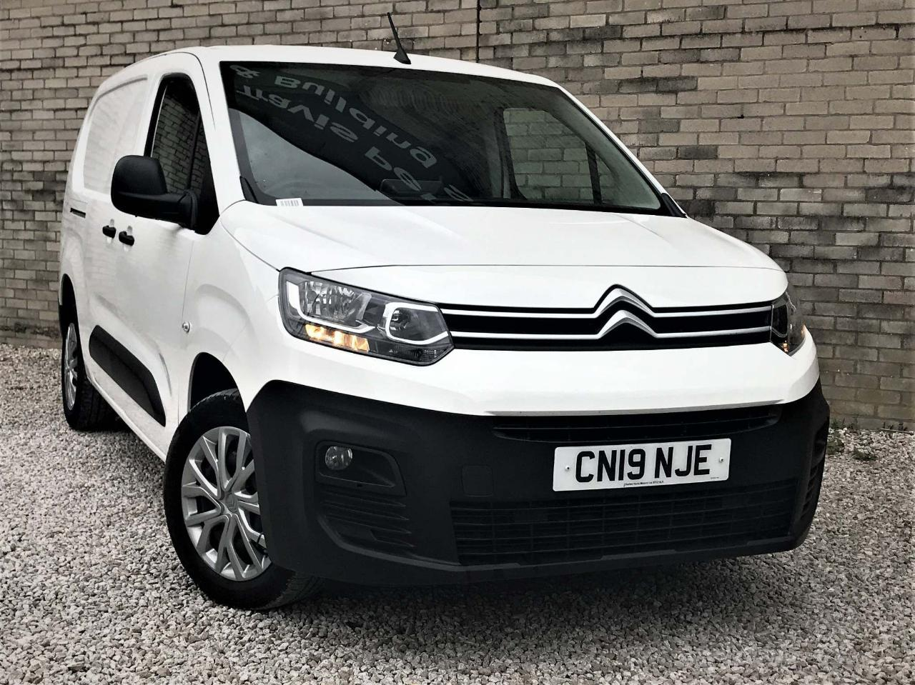 Citroën Berlingo 1.6 BlueHDi 950 Enterprise XL LWB EU6 (s/s) 6dr